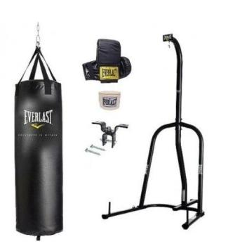 Everlast Single Station Heavy Bag Stand Review