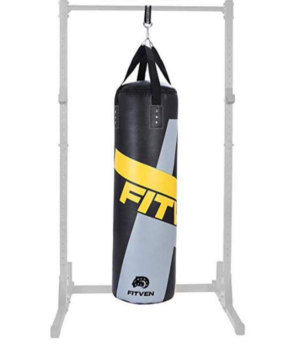RDX Heavy Bag Punching Floor Anchor System Gym Double Duty MMA Heavy Hook Bags
