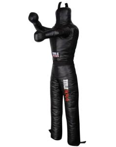 Title leather heavy bag for MMA
