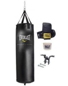 everlast 70 lb heavy bag kit