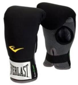 Everlast pro punching bag gloves