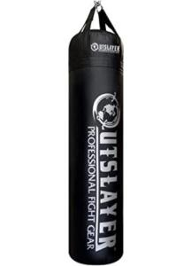 Outslayer 100 Pound Punching Bag for Professional Muay Thai Athletes