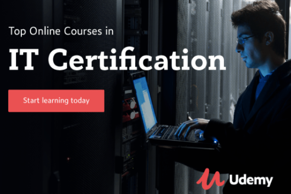 Udemy is Having a Sale on All Tech & IT courses