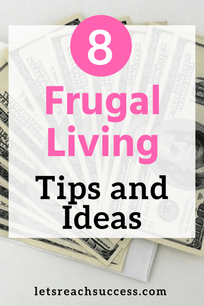 If your major goal of this year is to save money or control unnecessary expenses, you must be facing some money challenges. Although you might have failed most of the time, it is never too late to start living frugally. Here are some frugal living tips and ideas for you to try out this year: #savemoney #moneysavingtips #frugalliving