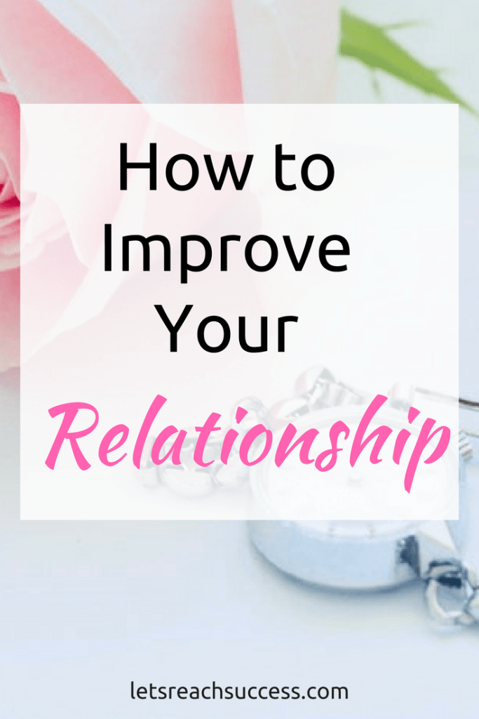 If the current state of your relationship with your partner isn't the same as it used to be when both of you were still getting to know each other, you would want to read the tips listed below. These will help you improve your relationship so that you can save it before it's too late.