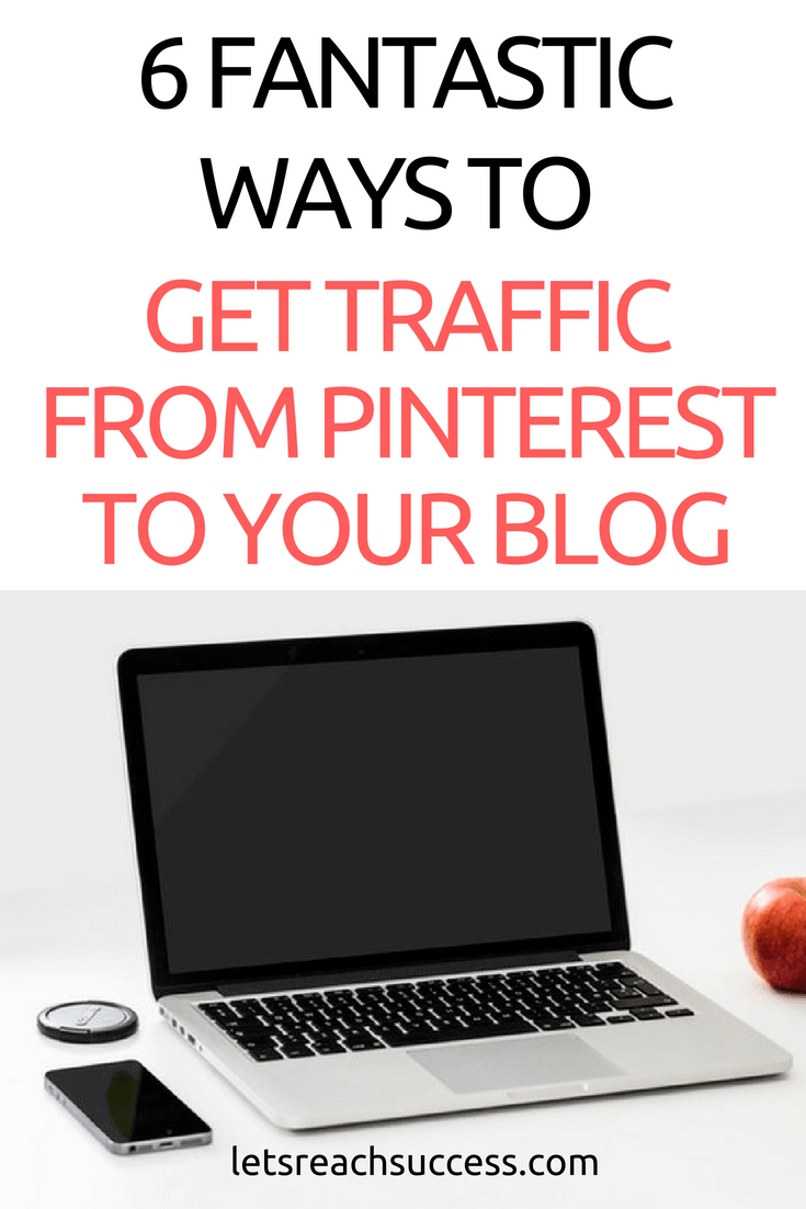 Many bloggers avoid using Pinterest at all. But with these tricks, any blog has the ability to get traffic from Pinterest. #pinteresttraffic #blogtraffic #pinteresttips #bloggingtips