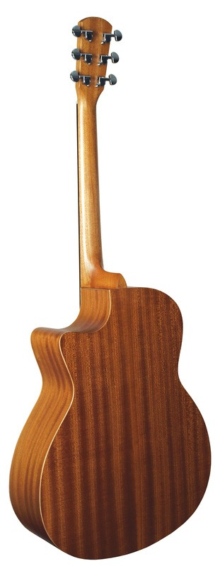 Morgan Monroe® Artist Electric/Acoustic Guitar, Natural