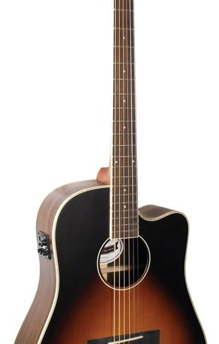 Morgan Monroe® Music Row Series Dreadnought Electric/Acoustic Guitar