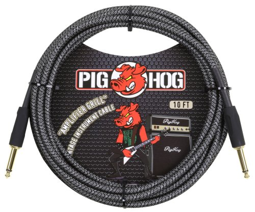 """Pig Hog """"Amplifier Grill"""" Instrument Cable"""