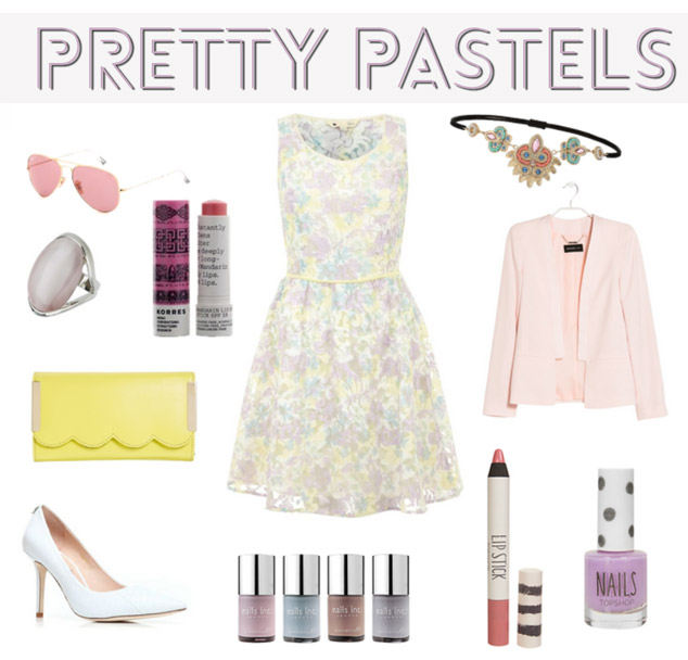 Spring Styles for 2014