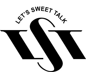Let's Sweet Talk Logo