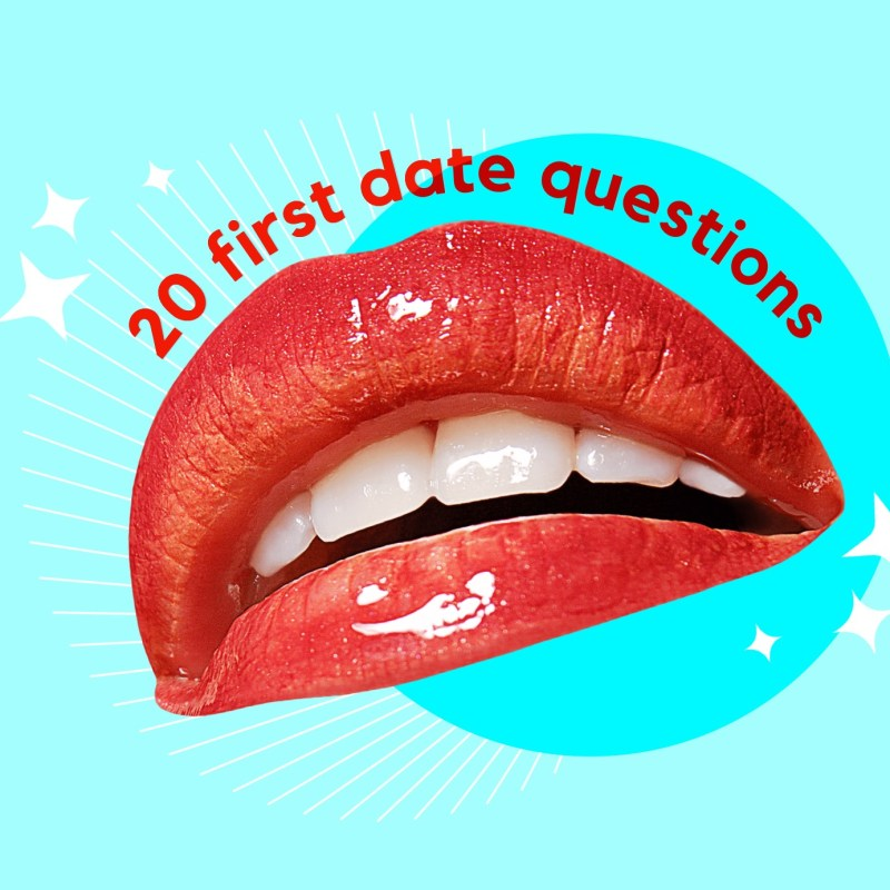 20 First Date Questions Guaranteed to Enchant
