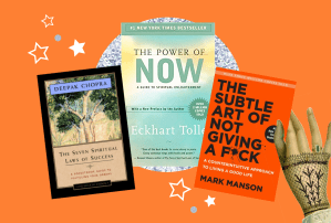 Level-Up Books Part One: Money, Manifestation, and Self-Help