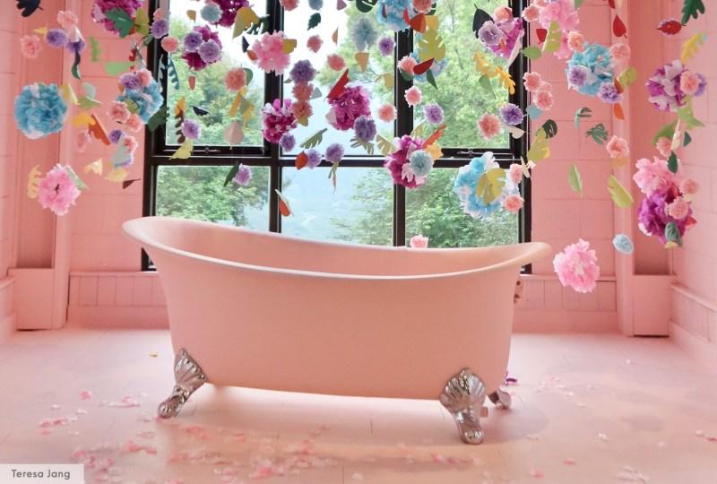 Milk Bath Cover