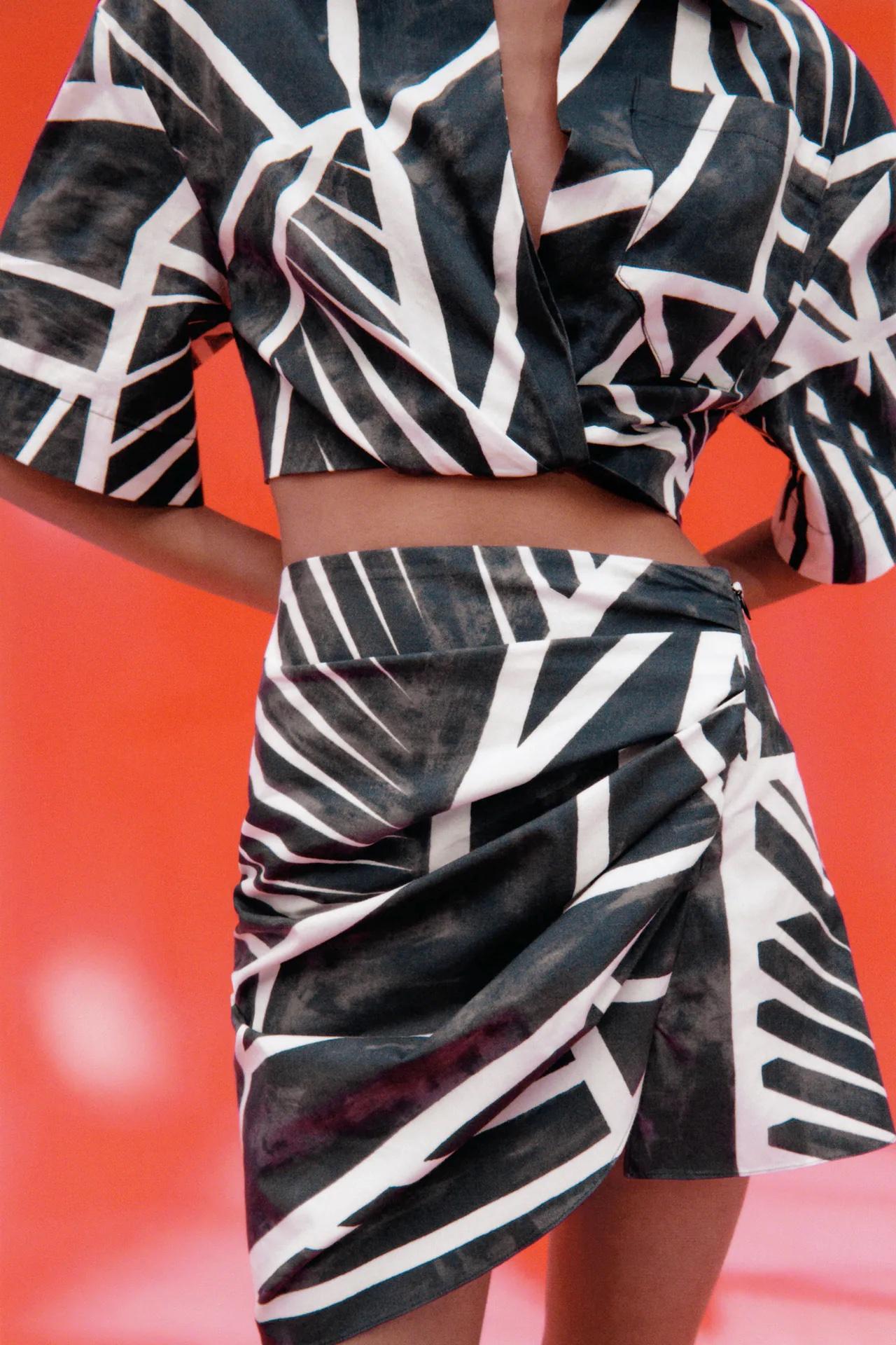 Zara Spring Collection Tops