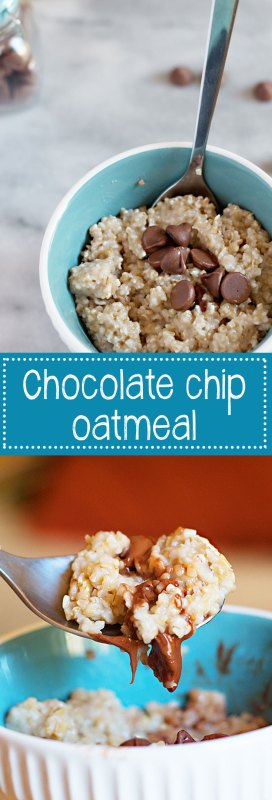 Chocolate Chip Oatmeal