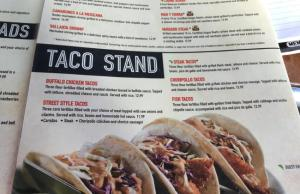 Tacos on national taco day!
