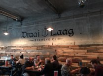 Inside Seating at Draai Laag