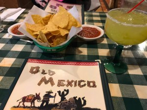 Chips and Salsa at Old Mexico