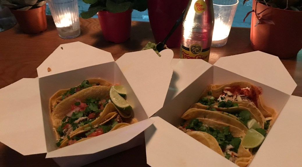 both orders of tacos