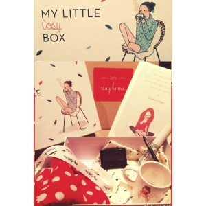 My little cosy box!