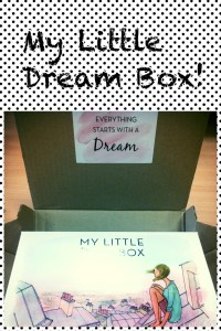 My Little Dream Box!