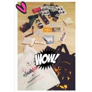 Cosmo Goodie Bag