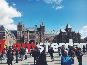 My Amsterdam experience!