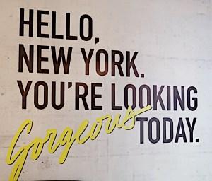 New York in 6 days