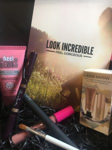Look incredible Beauty box – April