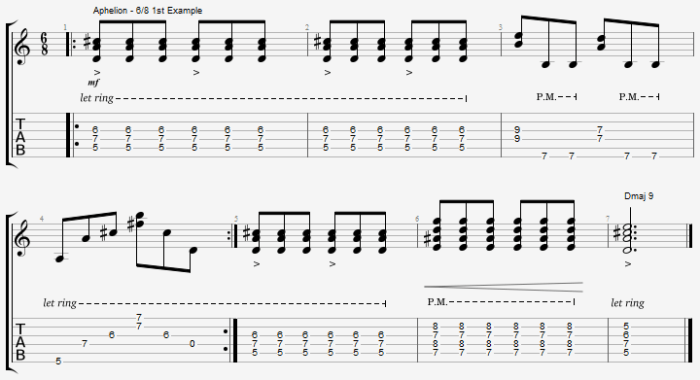 math rock time signatures