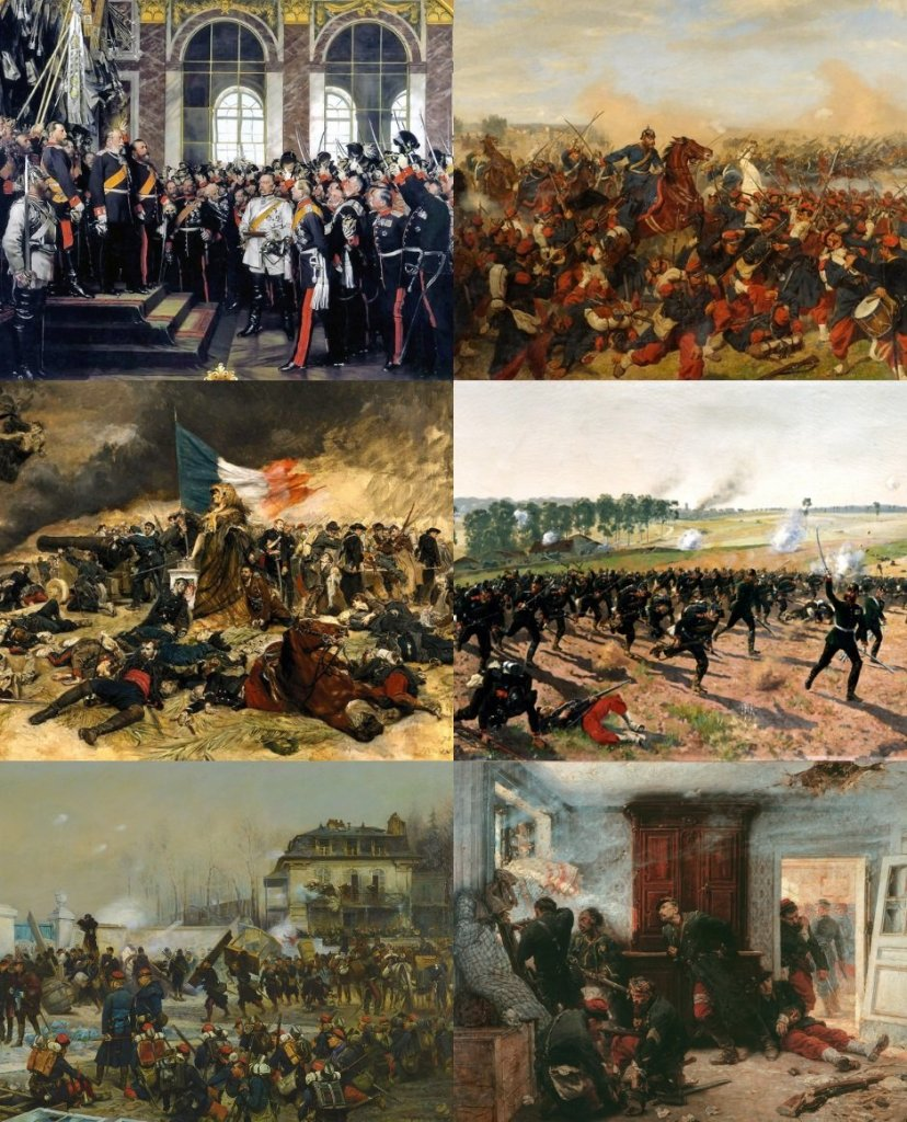 French-Prussian War - By White Shadows