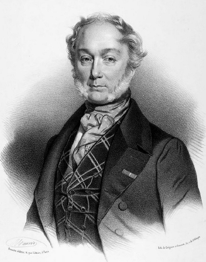 lithograph by Antoine Maurin
