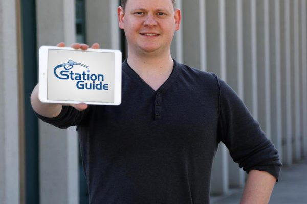 StationGuide Gründer Daniel