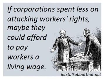 right to work cartoon