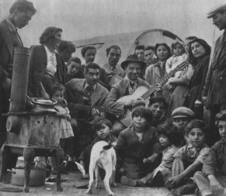 Django Reinhardt gypsy caravan