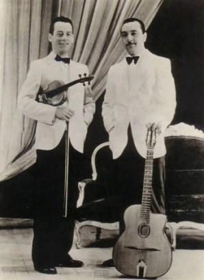 Django Reinhardt Stephan Grappelli