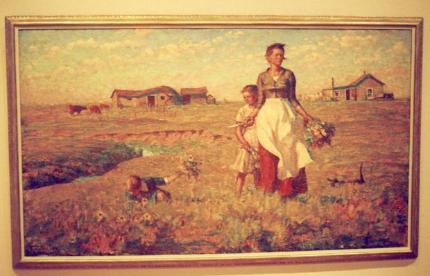 South_Dakota_State_University,_SD_Art_Museum_2005_(6583526487)