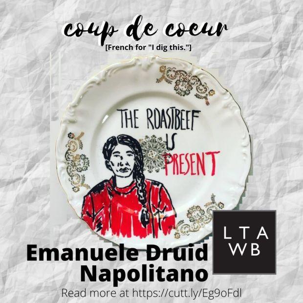 Emanuele Druid Napolitano art