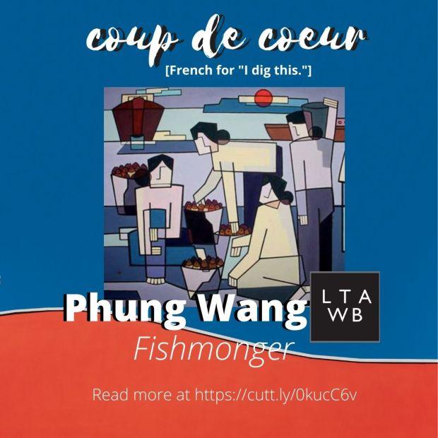 Phung Wang art for sale