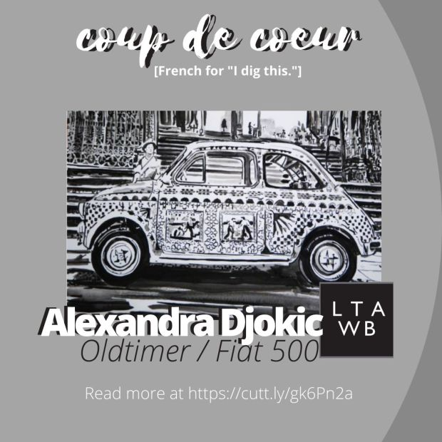 Alexandra Djokic art for sale
