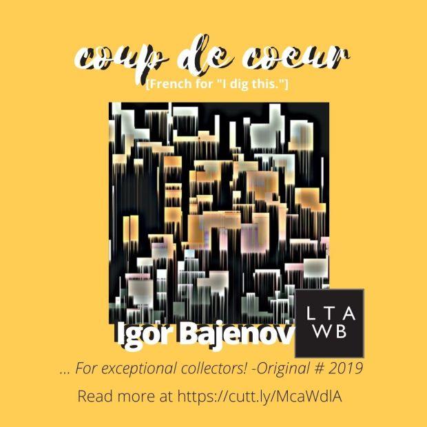 Igor Bajenov art for sale