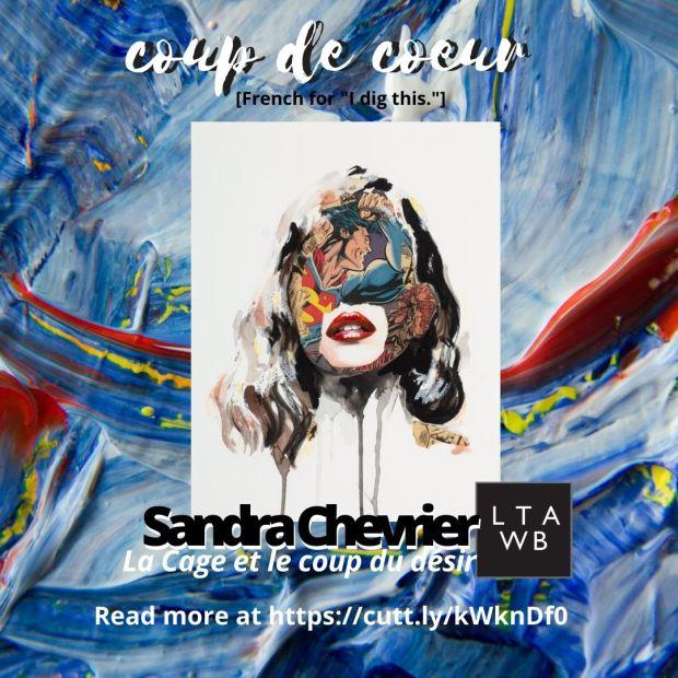 Sandra Chevrier art