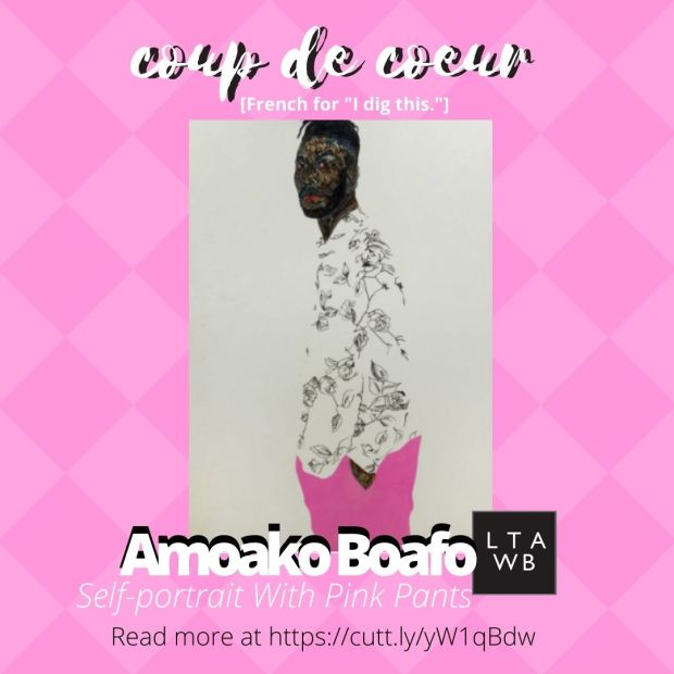 Amoako Boafo art