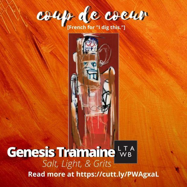 Genesis Tremaine art