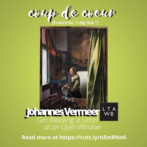 Joahannes Vermeer art