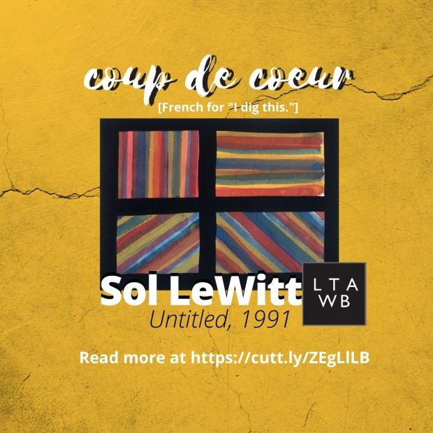 Sol LeWitt art