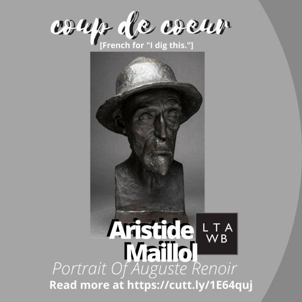 Aristide Maillol art