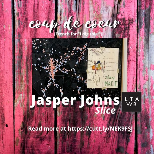 Jasper Johns art