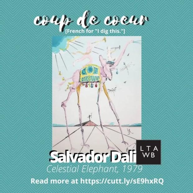 Salvador Dali Art